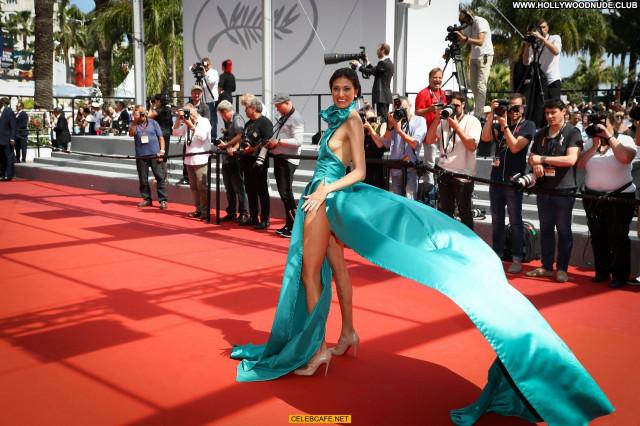 Abigail Lopez Cannes Film Festival Posing Hot Celebrity Beautiful