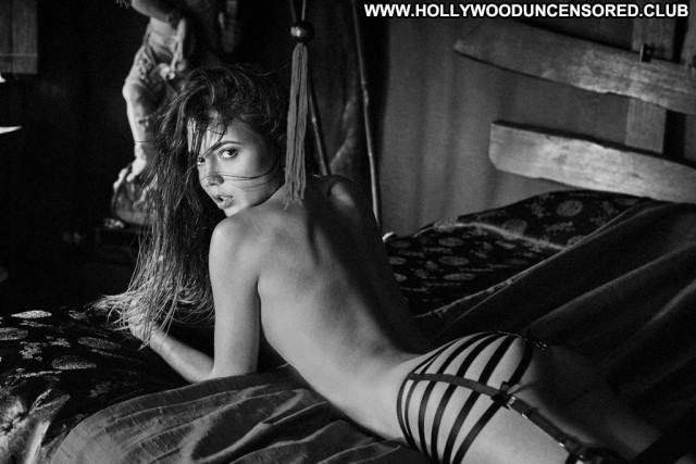 Astrid Germain No Source Beautiful Posing Hot Babe Celebrity