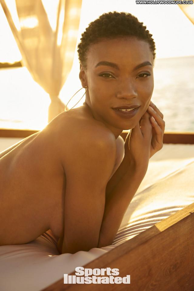 Iyonna Fairbanks Sports Illustrated Swimsuit American Beautiful